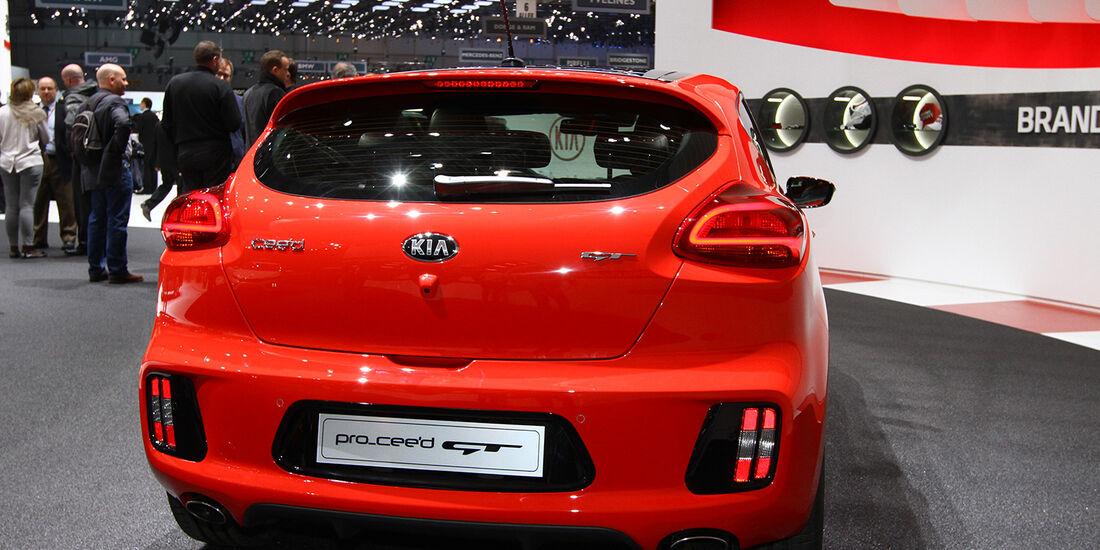 Kia Cee'd GT