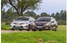 Kia Cee´d, Toyota Auris