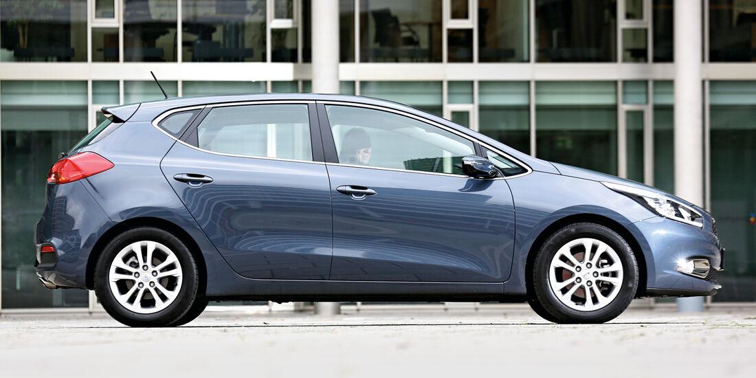 ce5a05922 Kia Cee´d Kaufberatung - Unterhaltskosten: Diesel lohnt sich ab ...