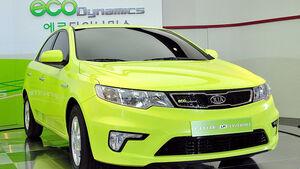 Kia Forte Hybrid LPI
