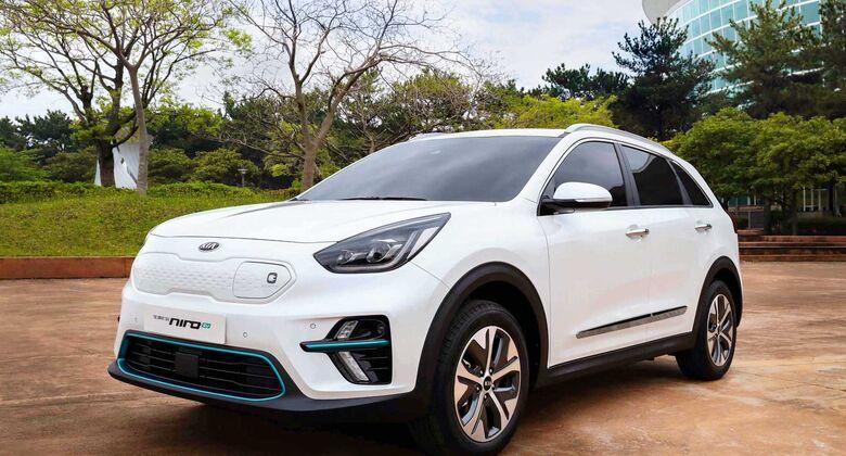 Kia Niro EV Elektro-SUV