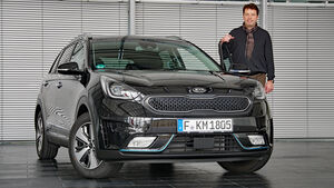 Kia Niro PHEV, Hybrid, Kia goes electric, Lesertestdrive
