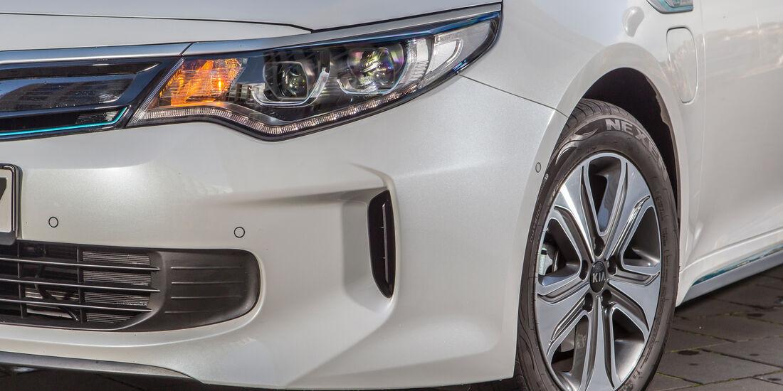 Kia Optima 2.0 GDI Plug-in, Frontscheinwerfer