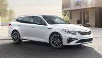 Kia Optima Facelift 2018