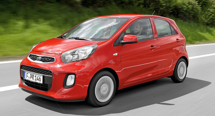 kia picanto 1 0 edition facelift test auto motor und sport. Black Bedroom Furniture Sets. Home Design Ideas