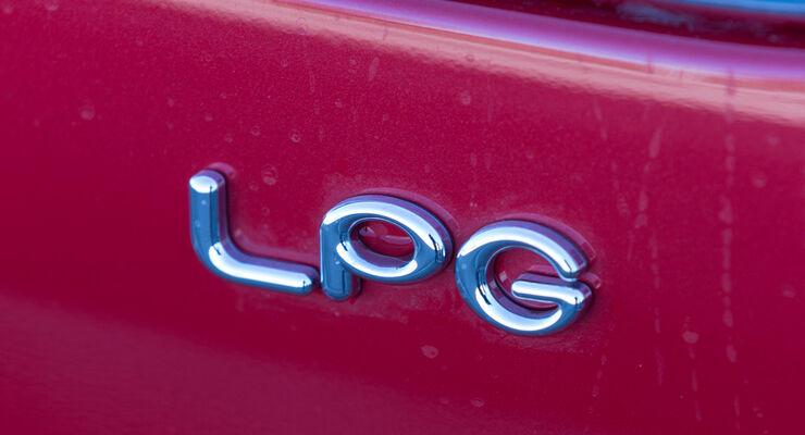 Kia Picanto 1.0 LPG, Typenbezeichnung