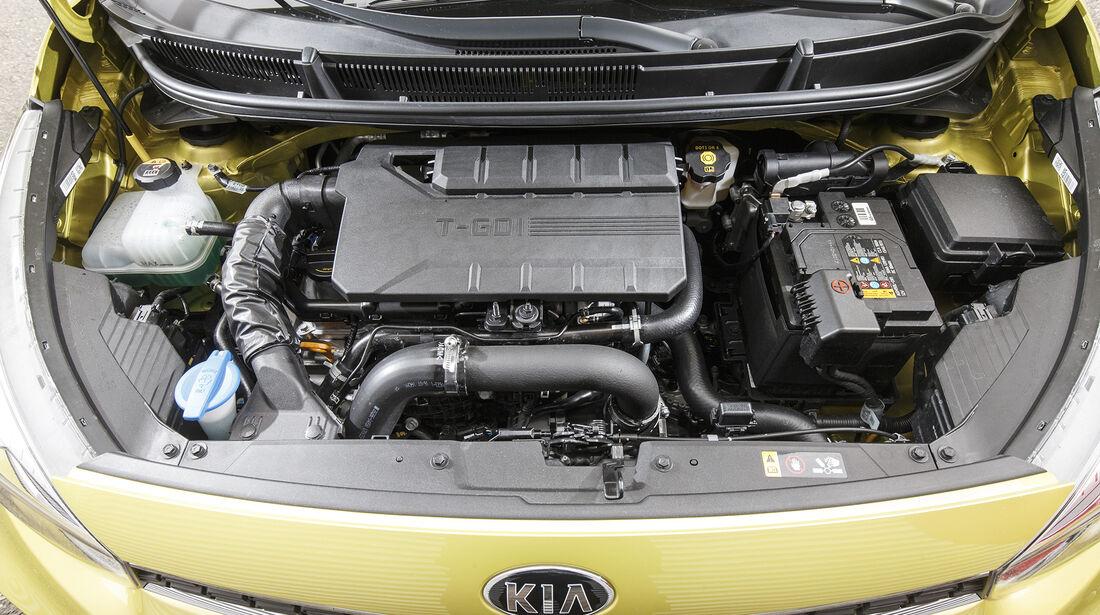 Kia Picanto 1.0 T-GDI, Motor