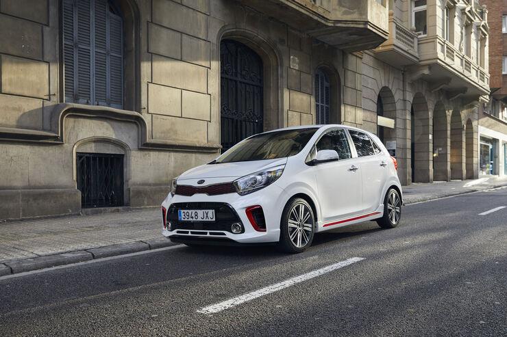 Neuer Kia Picanto 2017 Preis Daten Fahrbericht Auto Motor Und