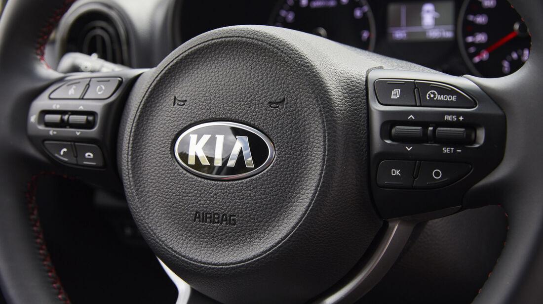 Kia Picanto (2017) im Fahrbericht, Test