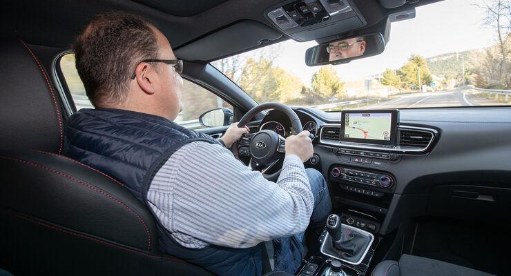 Fahrbericht Kia Proceed Gt Was Taugt Der Sportliche Kombi Auto