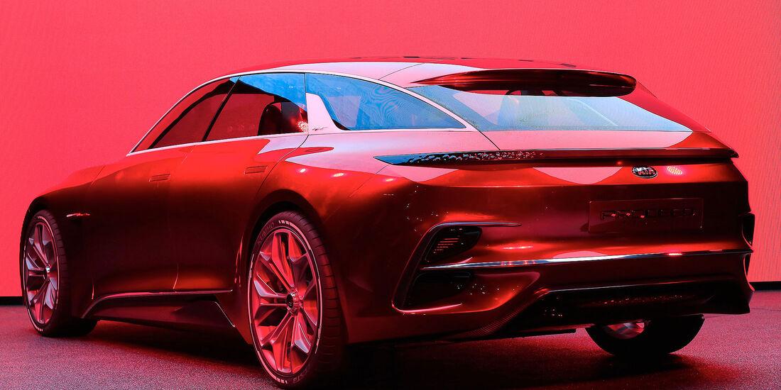 Kia ProcCeed Concept IAA 2017