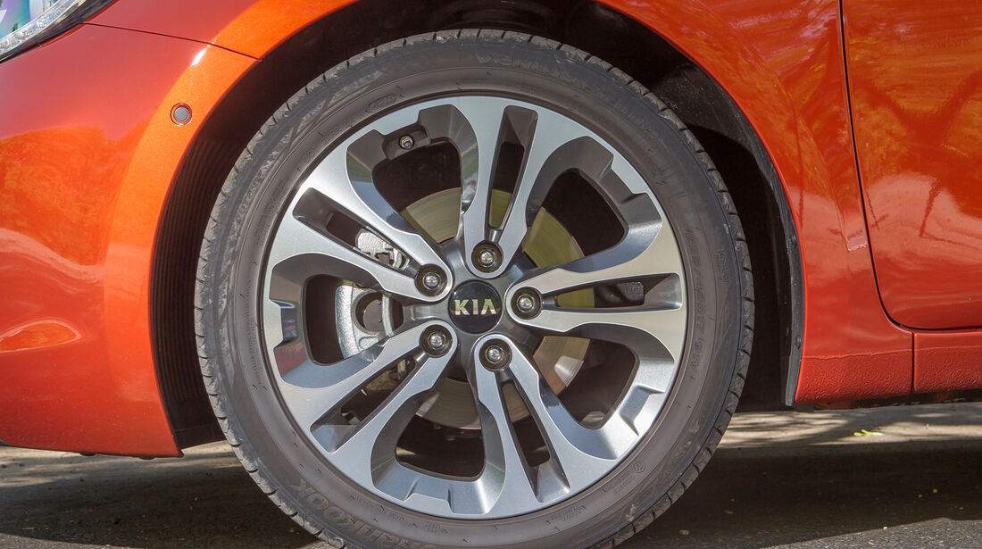 Kia Procee'd 1.6 GDI, Rad, Felge