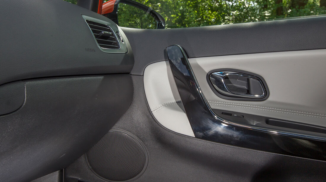 Kia Procee'd 1.6 GDI, Tür