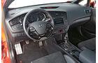 Kia Procee'd GT, Cockpit