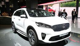 Kia Sorento Facelift 2018