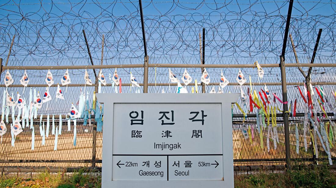 Kia Sorento, Südkorea, Reise, Impression