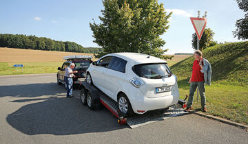 kia soul, nissan leaf und renault zoe: elektroautos im test - auto