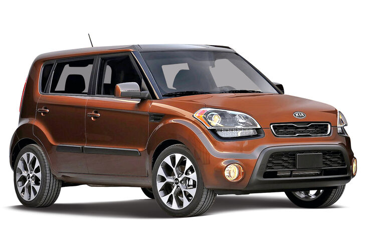 kia soul 2 generation tests auto motor und sport. Black Bedroom Furniture Sets. Home Design Ideas
