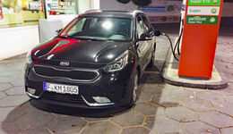 Kia goes Electric, Kia Niro PHEV, lesertestdrive