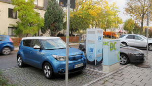 Kia goes Electric, Kia Soul EV, Lesertestdrive