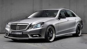 Kicherer Mercedes E-Klasse