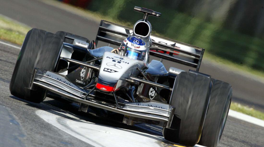 Kimi Räikkönen 2002