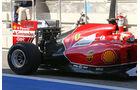 Kimi Räikkönen - Ferrari - Formel 1 - Bahrain - Test - 21. Februar 2014