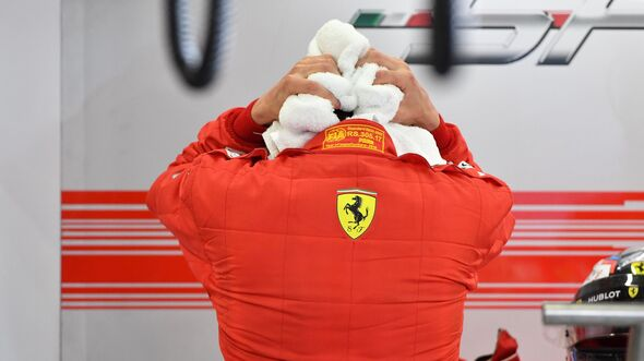 Kimi Räikkönen - Ferrari - Formel 1 - GP Aserbaidschan - 27. April 2018