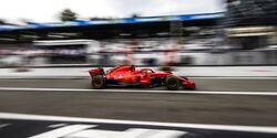 Kimi Räikkönen - Ferrari - Formel 1 - GP Italien - 31. August 2018