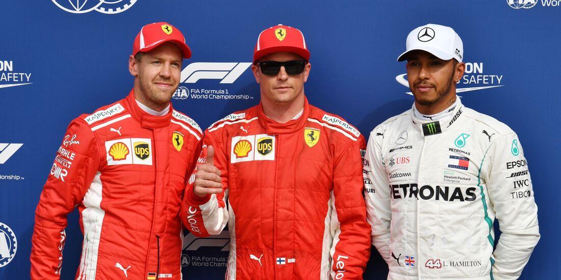Kimi Räikkönen - Ferrari - Formel 1 - GP Italien