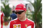 Kimi Räikkönen - Ferrari - Formel 1 - GP Singapur - 17. September 2015