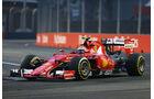 Kimi Räikkönen - Ferrari - Formel 1 - GP Singapur - 18. September 2015