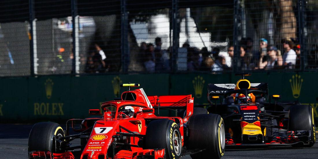 Kimi Räikkönen - Ferrari - GP Australien 2018