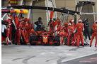 Kimi Räikkönen - Ferrari - GP Bahrain 2018