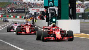 Kimi Räikkönen - Ferrari - GP Japan - Suzuka - Formel 1 - Samstag - 6.10.2018