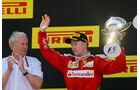 Kimi Räikkönen - Ferrari - GP Spanien 2016 - Barcelona - Sonntag - 15.5.2016