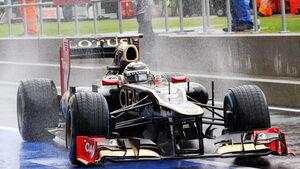 Kimi Räikkönen Formel 1 2012 GP England