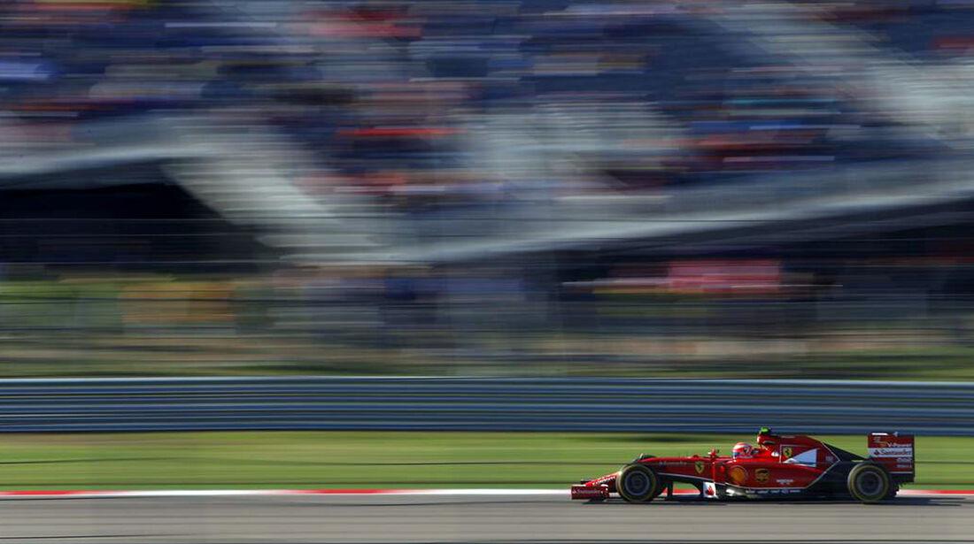 Kimi Räikkönen - Formel 1 - GP USA - 1. November 2014