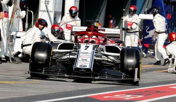 Kimi Räikkönen - GP Australien 2019