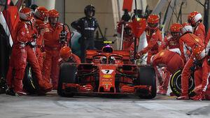 Kimi Räikkönen - GP Bahrain 2018
