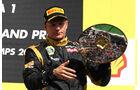 Kimi Räikkönen GP Belgien 2012