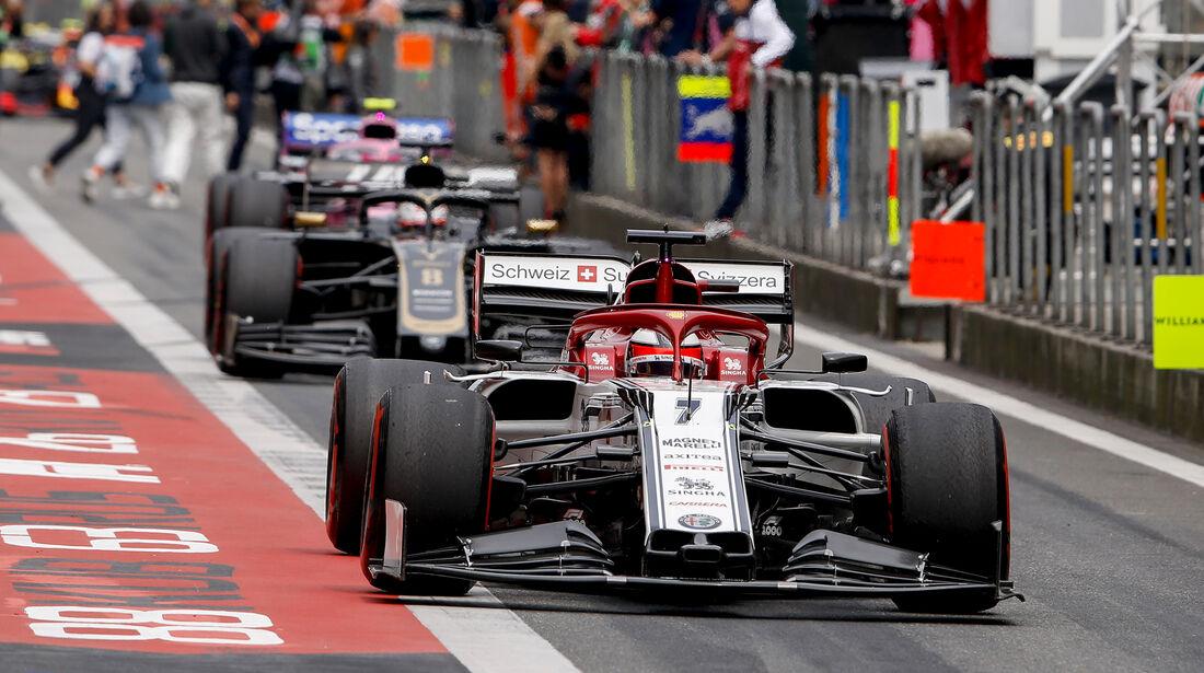 Kimi Räikkönen - GP China 2019