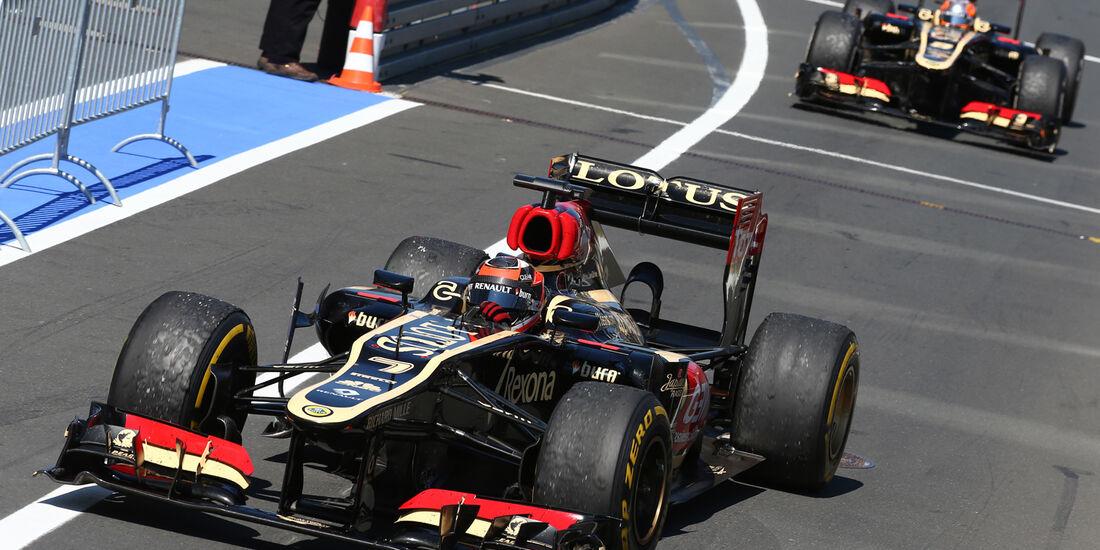 Kimi Räikkönen - GP Deutschland 2013