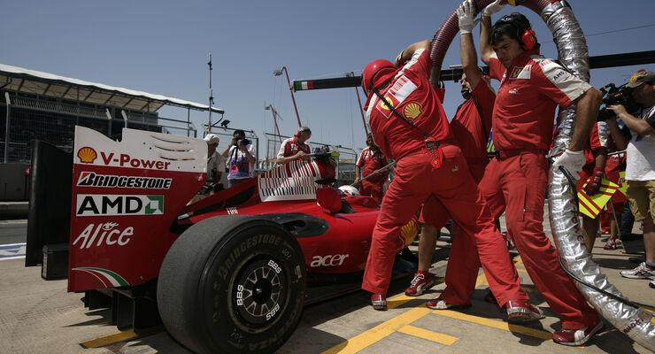 Kimi Räikkönen - GP Europa 2009