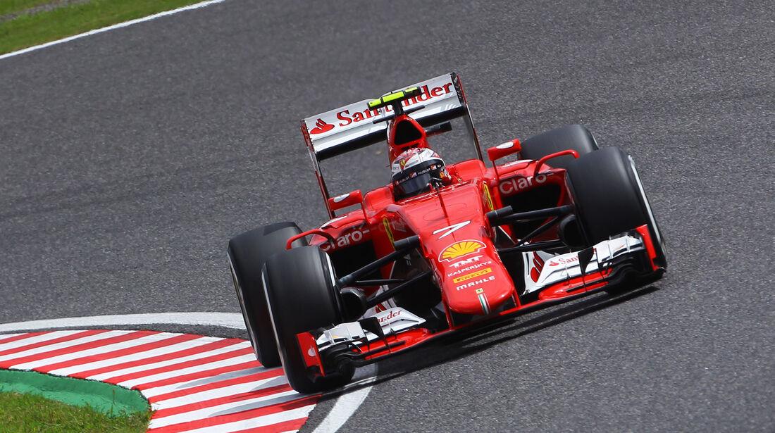 Kimi Räikkönen - GP Japan 2015