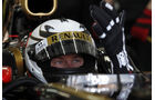 Kimi Räikkönen Lotus F1 2012 Valencia R30