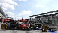 Kimi Räikkönen - Lotus - Formel 1 - GP Ungarn 2013
