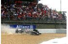 Kimi Räikkönen - McLaren MP4-20 - GP Deutschland 2005 - Nürburgring