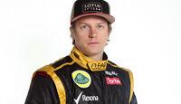 Kimi Räikkönen Porträt 2012