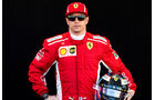 Kimi Räikkönen - Porträt - Formel 1 - 2018